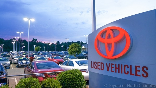 Pre-owned cars in Charlotte