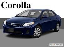 N Charlotte Toyota Corolla