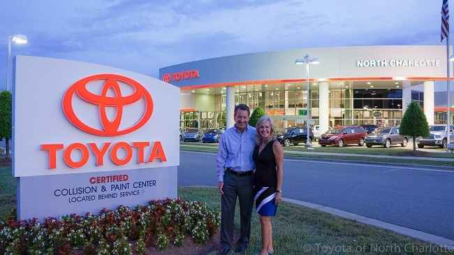 N Charlotte Toyota dealership