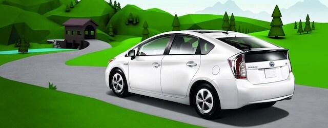 N Charlotte Toyota Prius
