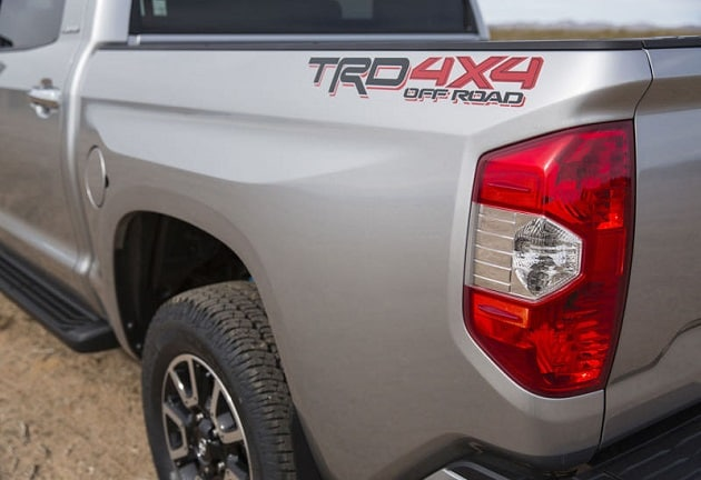 N Charlotte Toyota Tundra TRD Off-Road Package