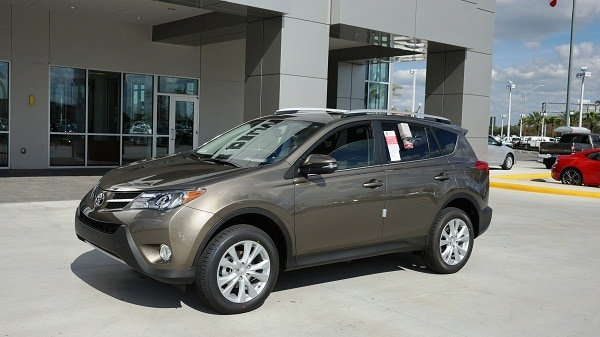 2013 Toyota RAV4 for sale