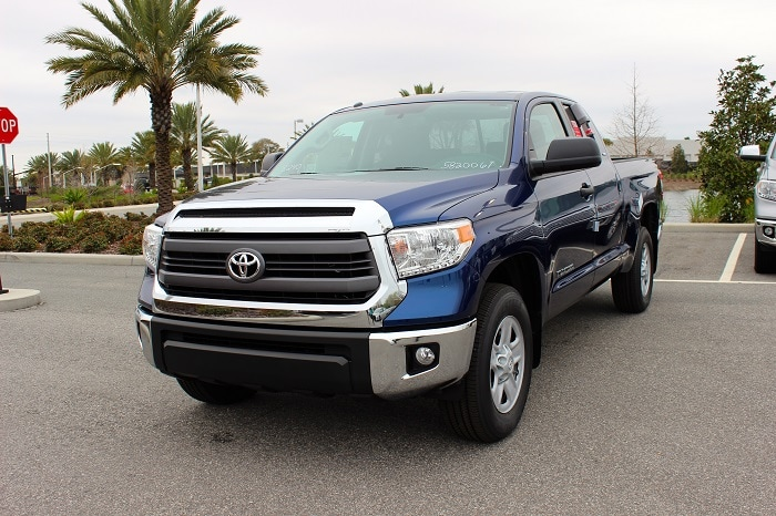 new Toyota Tundra for sale