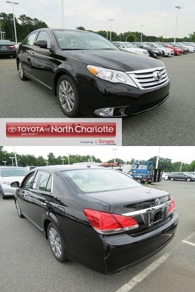 North Charlotte Toyota Avalon