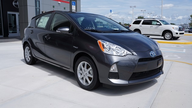 new Toyota Prius c in N Charlotte