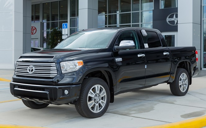 Get the job done with this new Toyota truck in N Charlotte