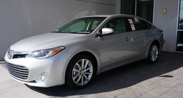 2013 Toyota Avalon near Charlotte