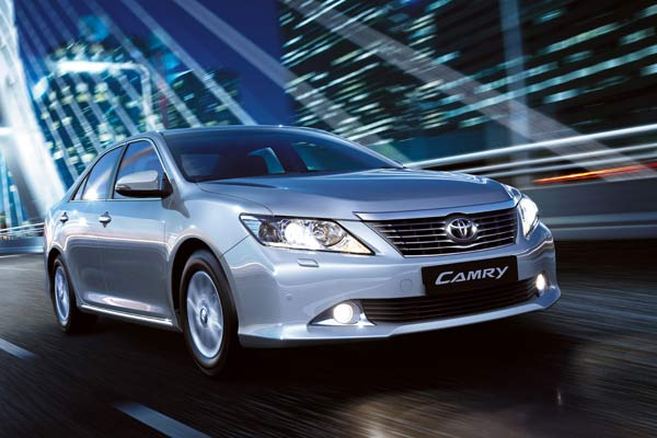 Used Toyota Camry N Charlotte