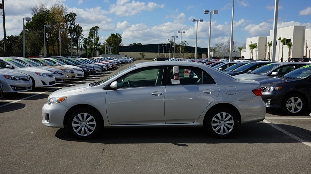 2013 Toyota Corolla for sale in Orlando