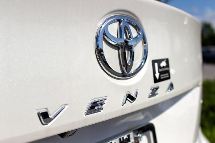 Orlando Toyota Venza