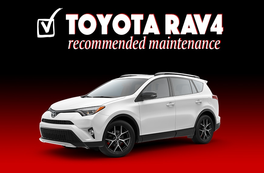 Recommended Toyota Service