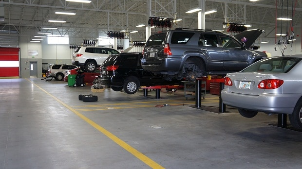Oil changes in Central Florida