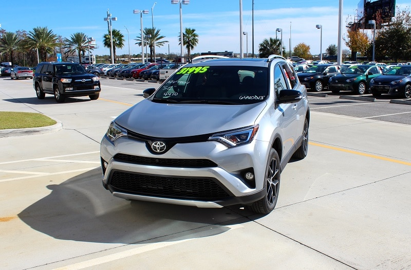 affordable new cars in Orlando