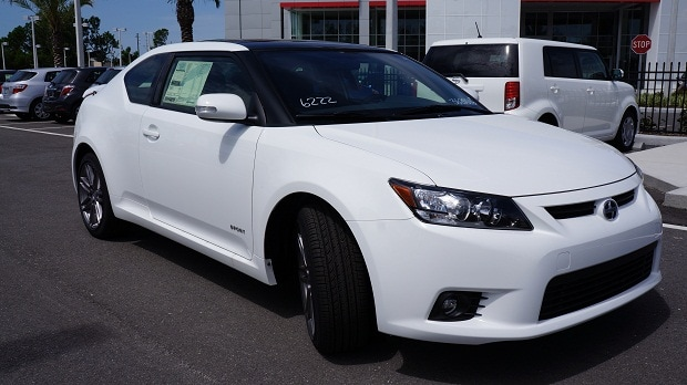 Orlando Scion tC Sport