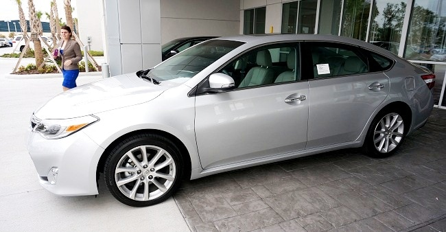 Orlando Toyota Avalon Hybrid for sale
