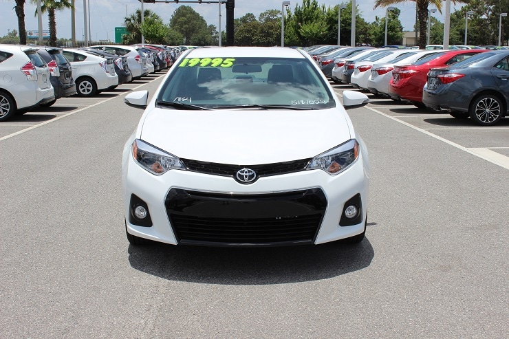 2016 Toyota Corolla for sale
