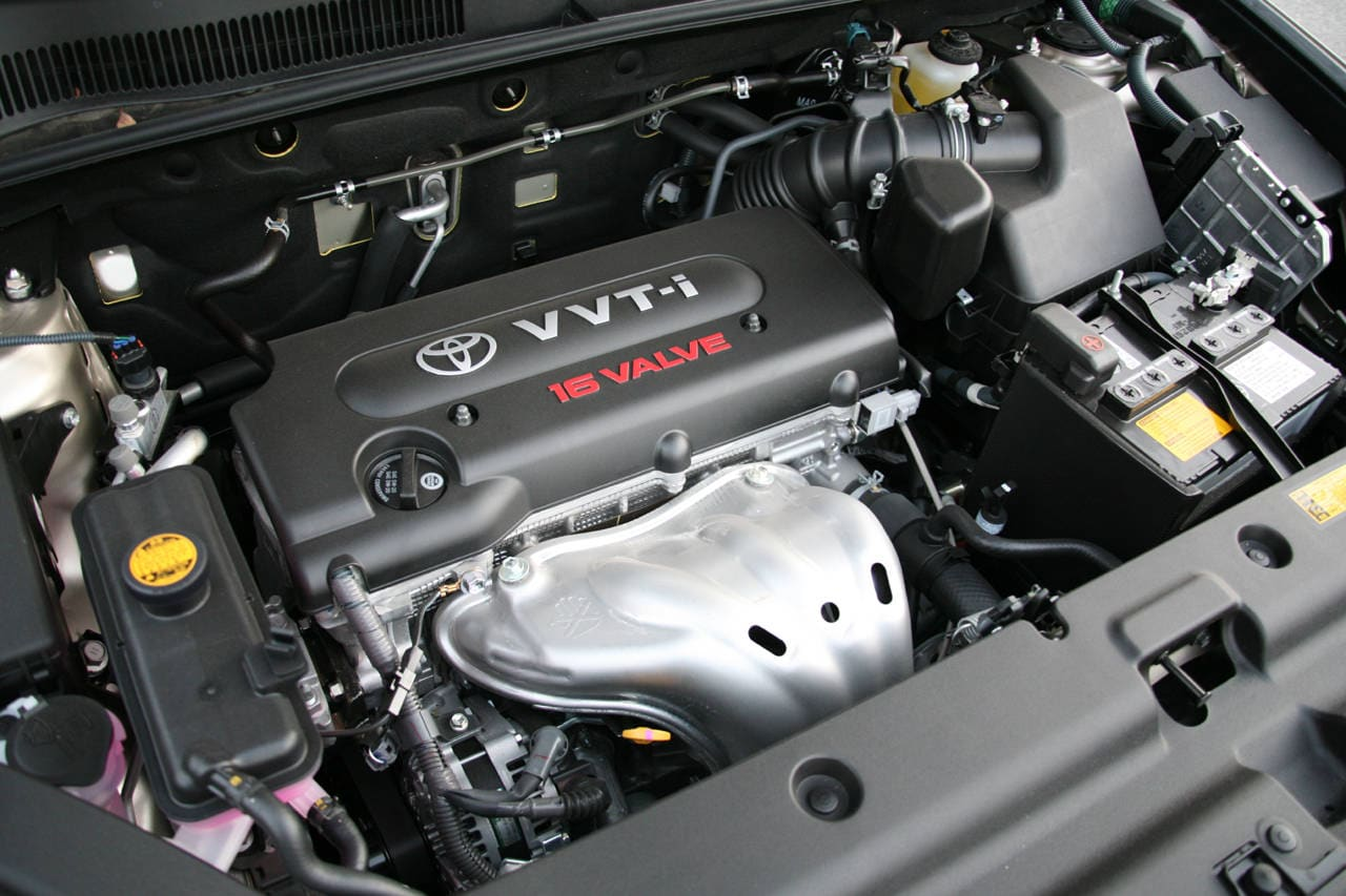 Engine Maintenance at Orlando Toyota