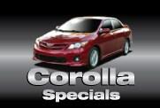 Toyota Corolla Orlando