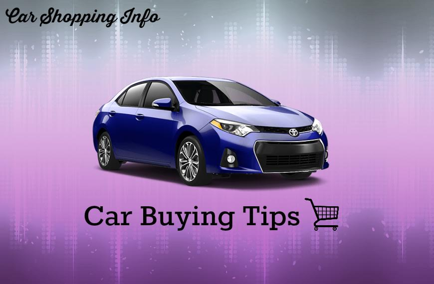 tips for buying a car in Orlando