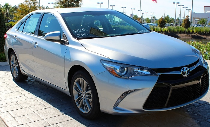 New Toyota Camry in Orlando