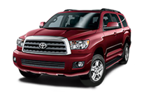 New Toyota Sequoia in Orlando