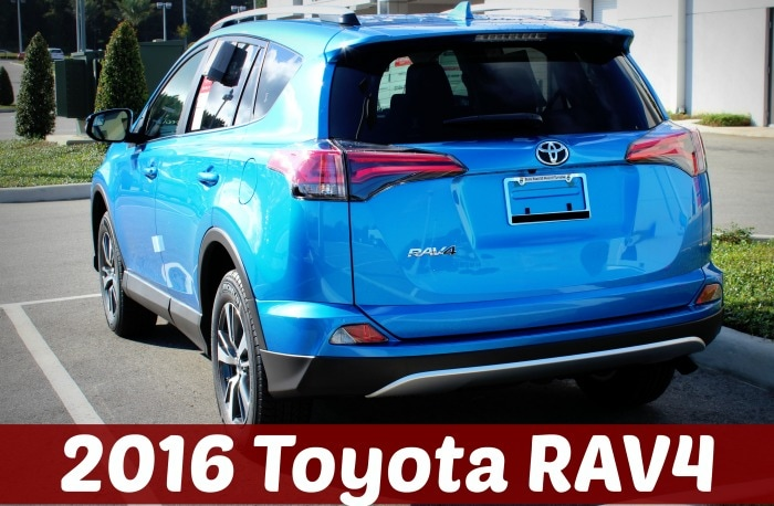 New Toyota SUV in Orlando