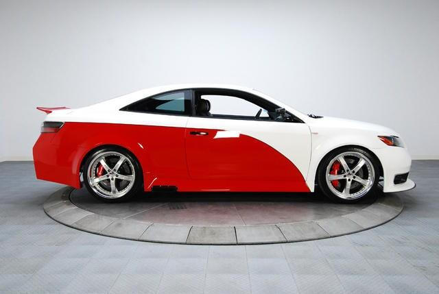 Custom Toyota car