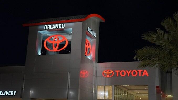 Orlando car trade-ins