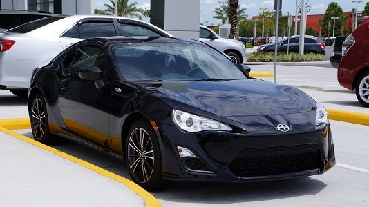 Scion FR-S in Central Florida