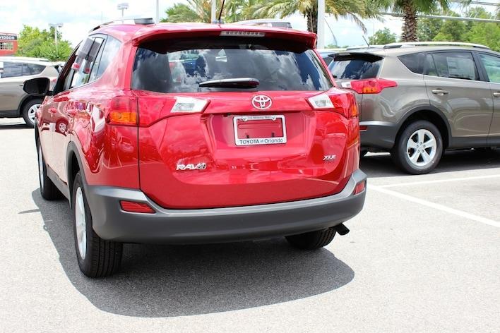 new toyota SUV in Orlando