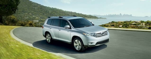 New Toyota Highlander Orlando