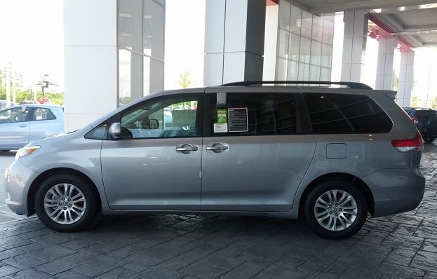 2012 Toyota Sienna Central Florida