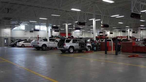 Toyota Service in Orlando