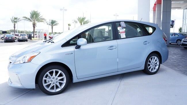 2013 Toyota Prius v in Orlando
