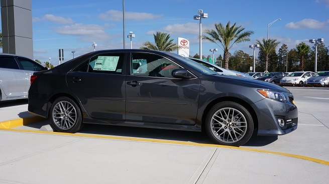 2013 Toyota Camry in Orlando