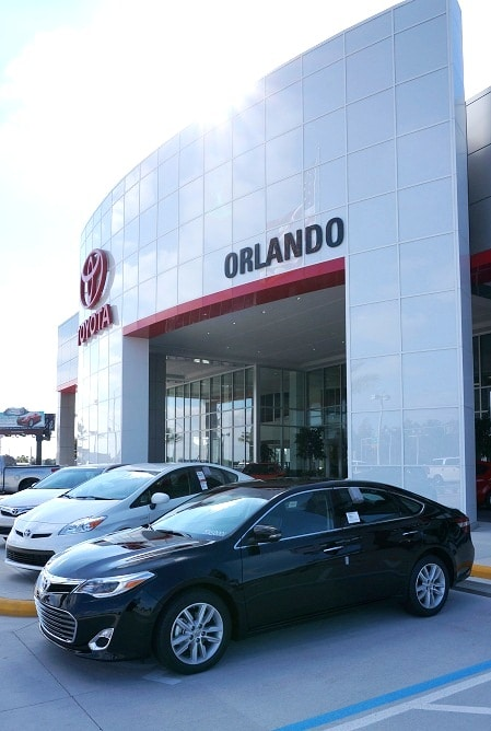 Orlando Toyota Avalon for sale