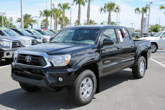 2014 Toyota Tacoma for sale