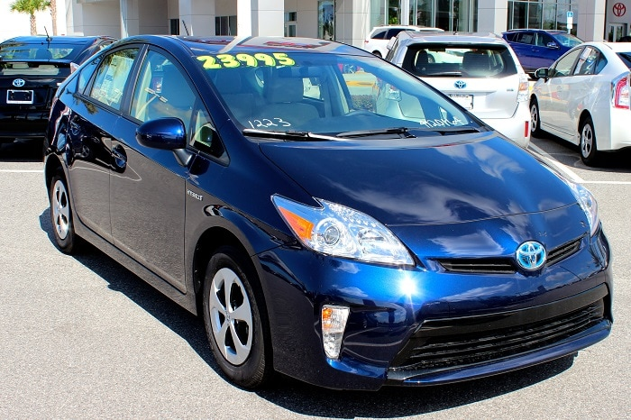 2015 Toyota Prius for sale