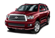 2014 Toyota Sequoia in Orlando