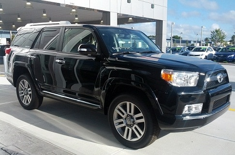 2012 Toyota 4Runner in Central Florida