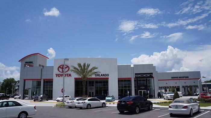 Orlando Toyota deals