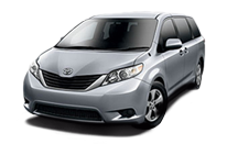 New Toyota Sienna in Orlando
