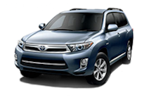 2013 Toyota Highlander in Orlando