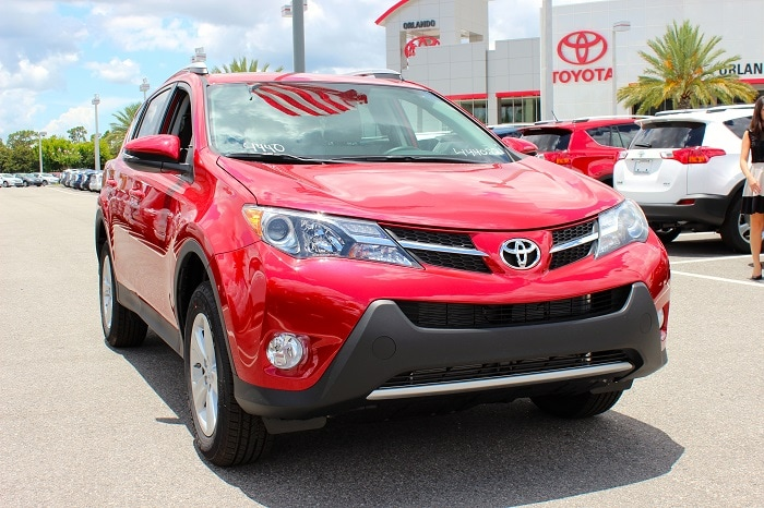 New Toyota RAV4 for sale