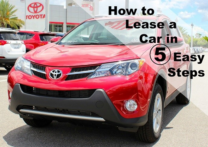 How to lease a car