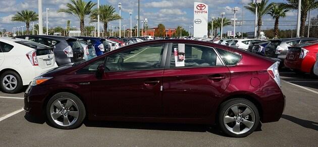2013 Toyota Prius Persona in Orlando