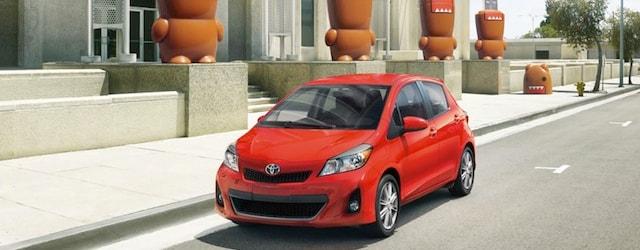 New Toyota Yaris Orlando