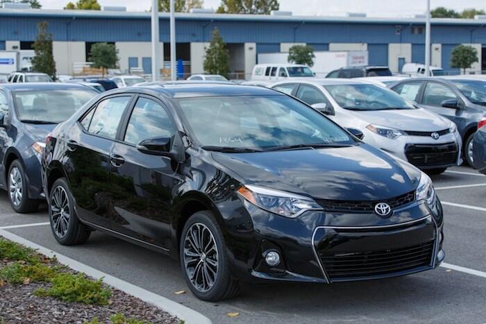2014 Toyota Corolla in Orlando