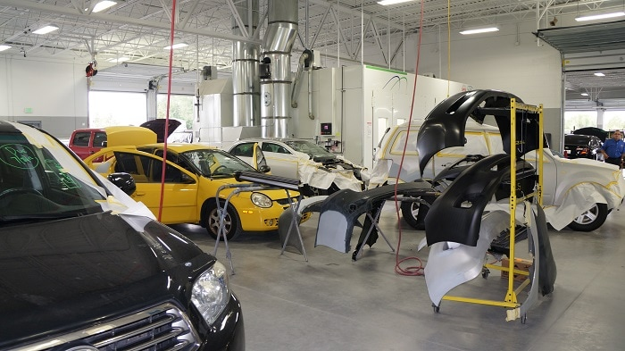 auto body shop in Orlando