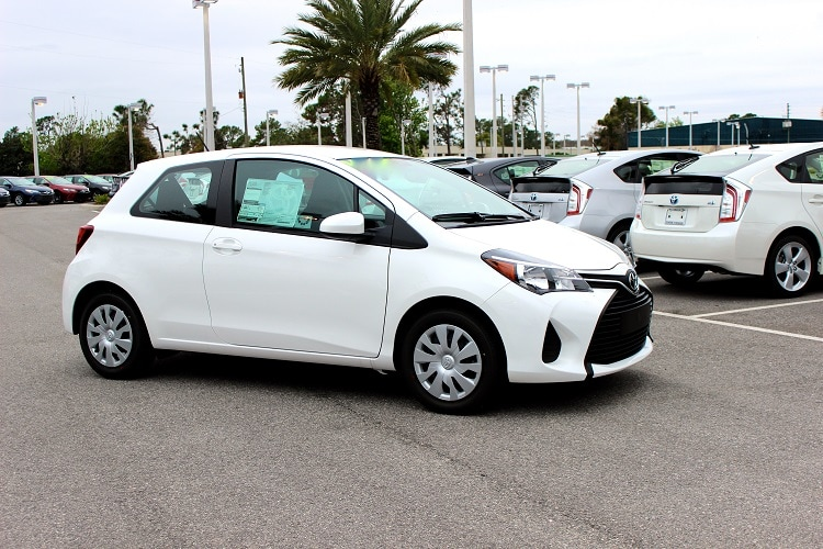 2016 Toyota Yaris in Orlando